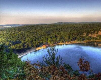 Devils Lake ND Estados Unidos