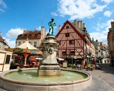 Dijon Francia