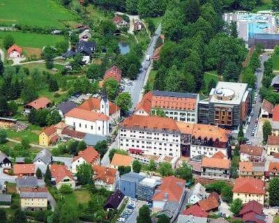 Dolenjske Toplice Eslovenia