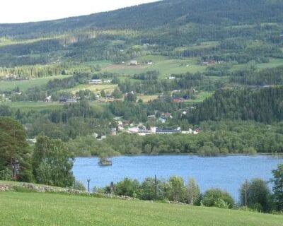 Dombas Noruega