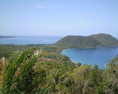 Dominica isla Dominica