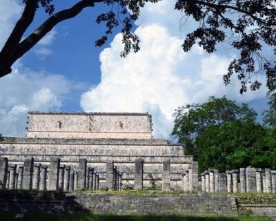 Edzná México