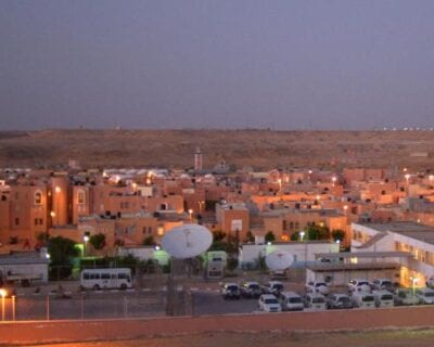 El Aaiún Sahara Occidental
