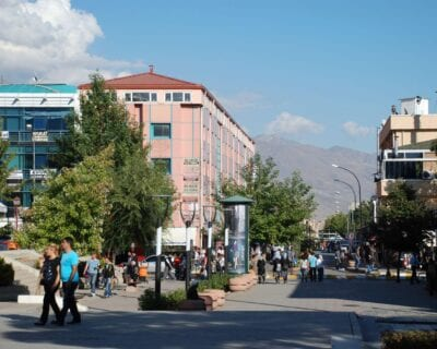 Erzincan Turquía