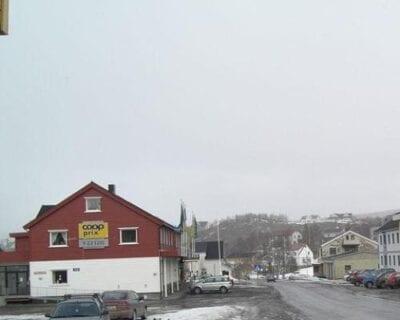 Evenskjer Noruega