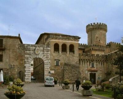 Fiano Romano Italia