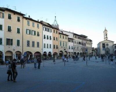 Figline Valdarno Italia