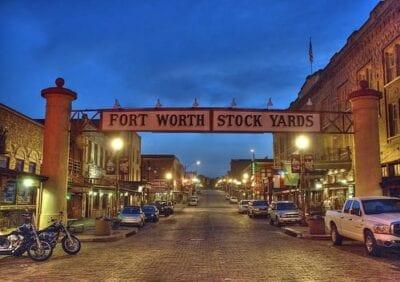Fort Worth TX Estados Unidos
