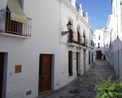 Frigiliana España