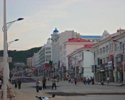 Fuyuan Corea del Sur