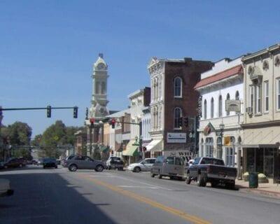 Georgetown (Kentucky) Estados Unidos