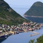 Gryllefjord Noruega