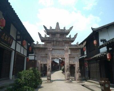 Guangyuan China