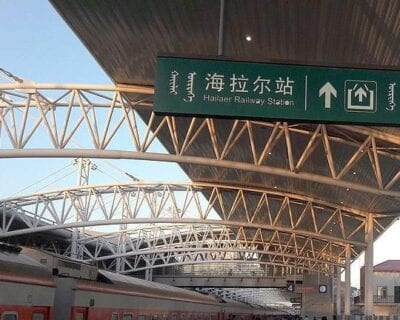 Hailar China