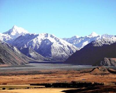 Hanmer Springs Nueva Zelanda