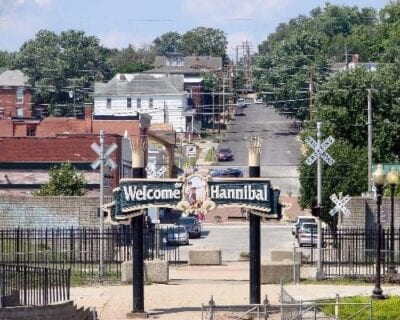 Hannibal MO Estados Unidos