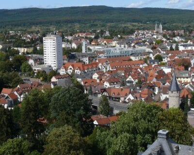 Heidenheim an der Brenz Alemania