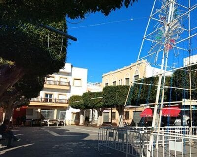 Huércal de Almería España