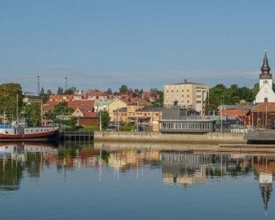 Hudiksvall Suecia