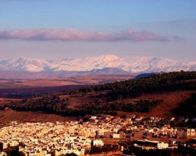 Ifrane Marruecos