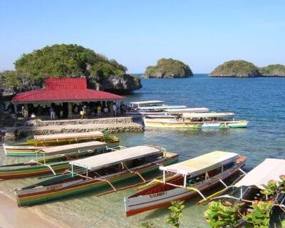Isla Bantayan Filipinas