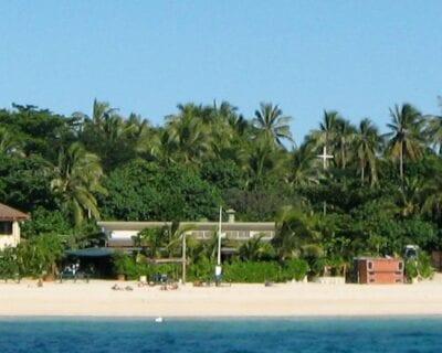 Isla Beachcomber Fiyi