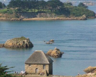 Isla Brehat Francia