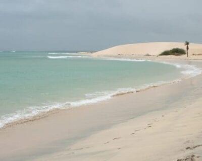 Isla de Boa Vista Cabo Verde