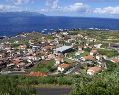 Isla de Corvo Portugal