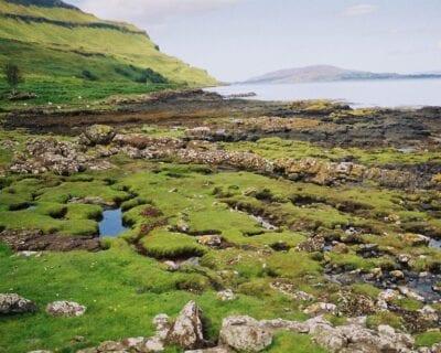 Isla de Mull Reino Unido