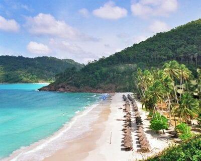 Isla Gaya Malasia