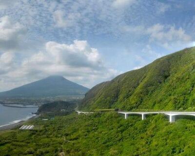 Isla Hachijojima Japón