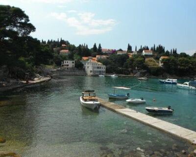 Isla Koločep Croacia