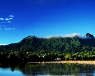 Isla Kosrae Micronesia
