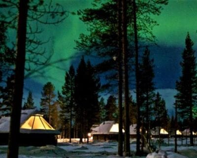 Ivalo Finlandia