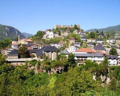 Jajce Bosnia y Herzegovina