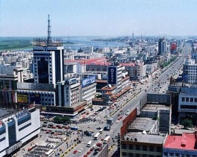 Jiamusi China