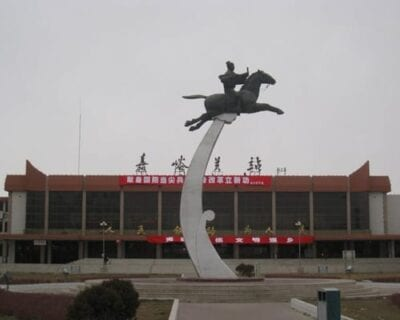 Jiayuguan China
