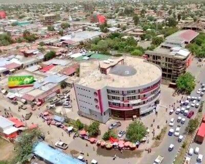 Jijiga Etiopía