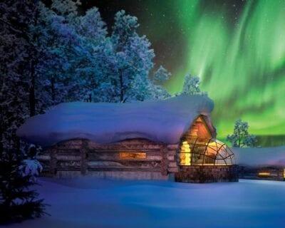Kakslauttanen Finlandia