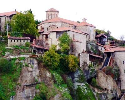 Kalambaka Grecia