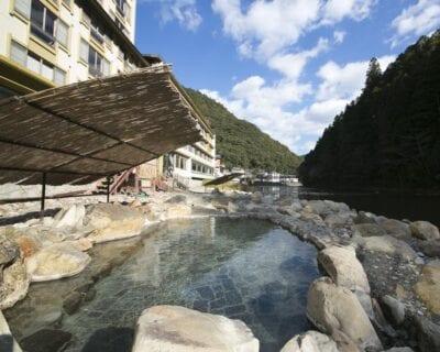 Kawayu Onsen Japón