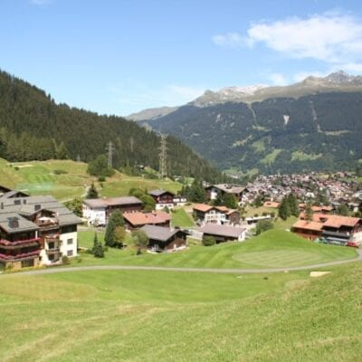 Klosters Suiza