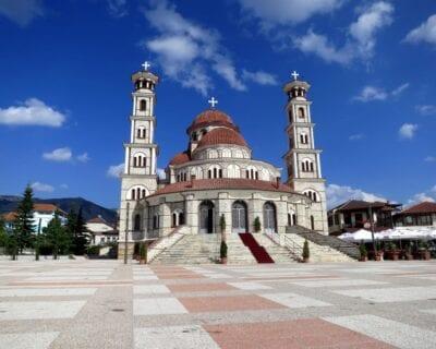 Korce Albania