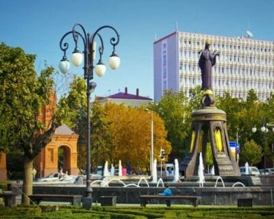 Krasnodar Rusia