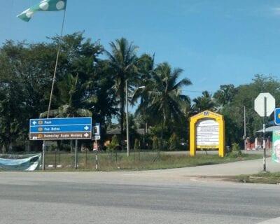 Kuala Pahang Malasia