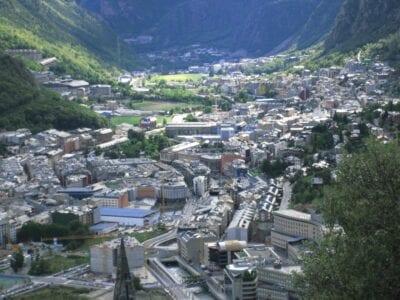 L´Aldosa de la Massana Andorra