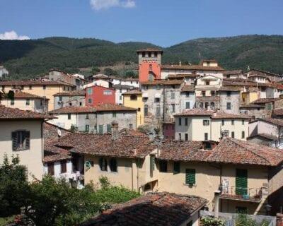Loro Ciuffenna Italia