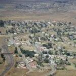 Machadodorp República de Sudáfrica