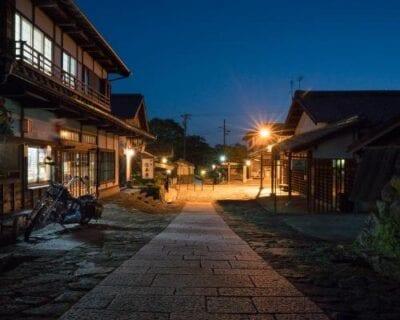 Magome Japón